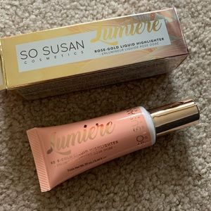 Other - SO SUSAN LEMIERE Rose-Gold Highlighter